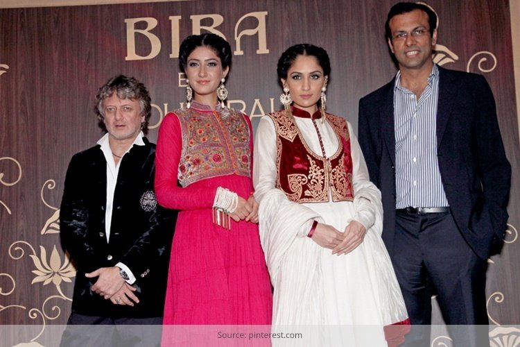 Rohit Bal Collaborates with Biba