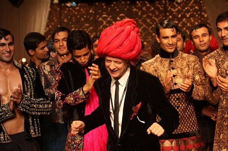 Rohit Bal Fashion Show