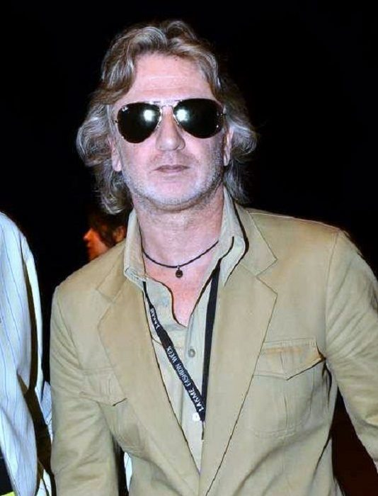Rohit Bal at LAKME FASHION WEEK
