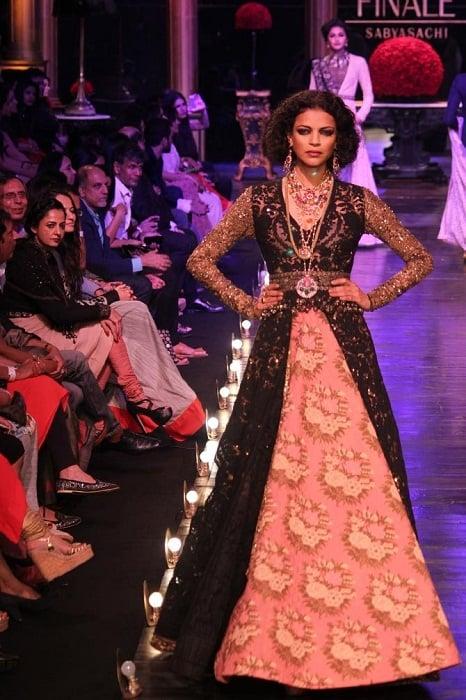 Sabyasachi Mukherjee Lakme Fashion Week