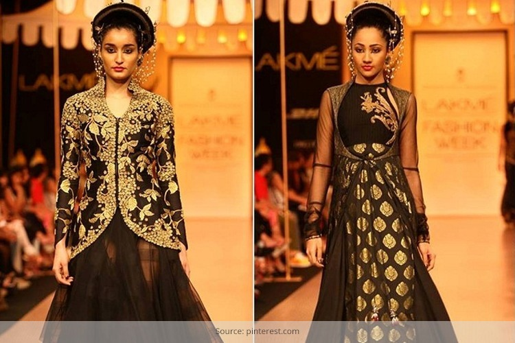 Saree Collection at LFW
