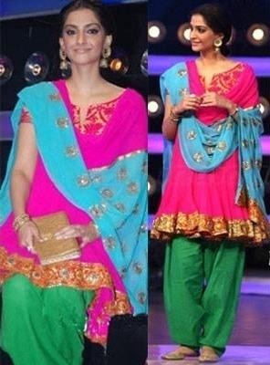 Sonam Kapoor fashion disaster