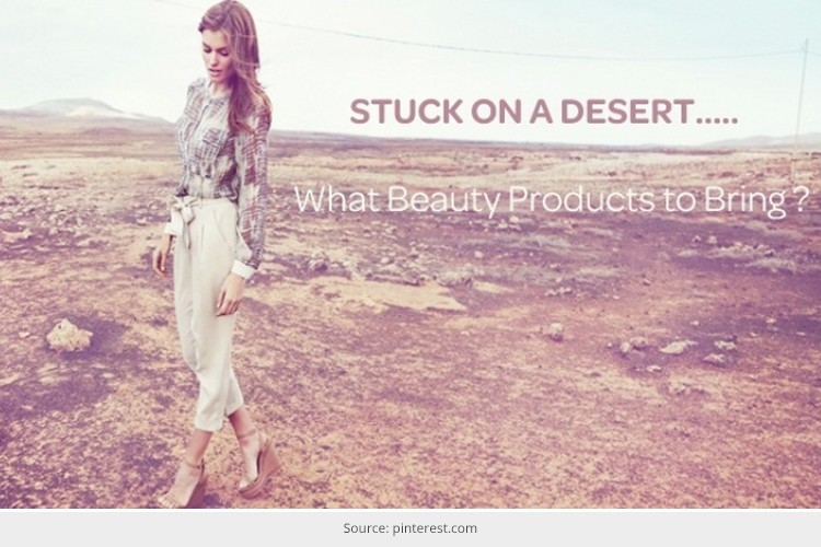 Top 5 Beauty Products for Desert Safari