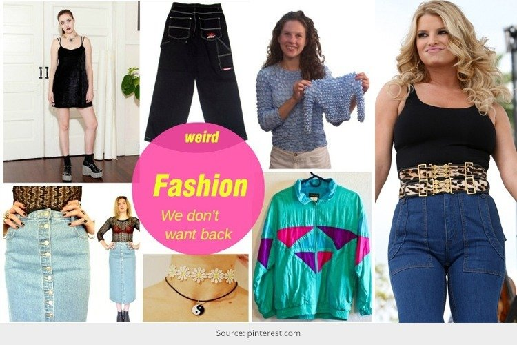 Top Most Ridiculous Fashion Trends