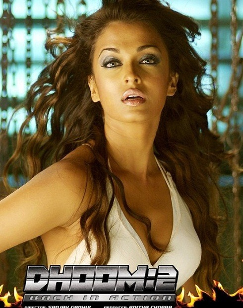 aishwarya in dhoom 2