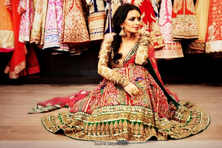 Best Bridal Lehengas