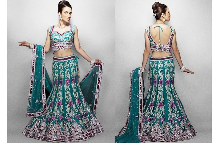 Bridal lehengas for wedding