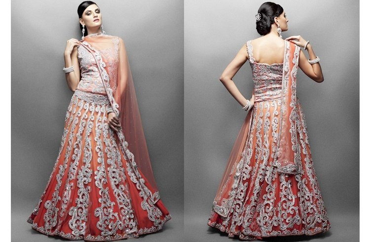 Indian lehenga designs