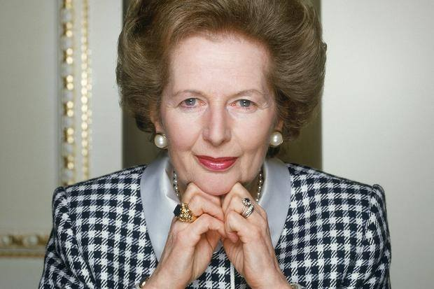 margaret thatcher shoulder pads ridiculous fashion trend