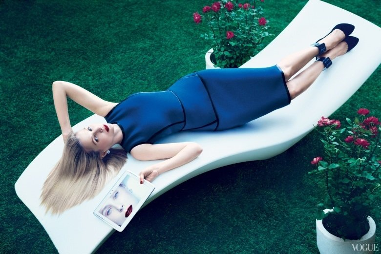 marissa mayer vogue september issue
