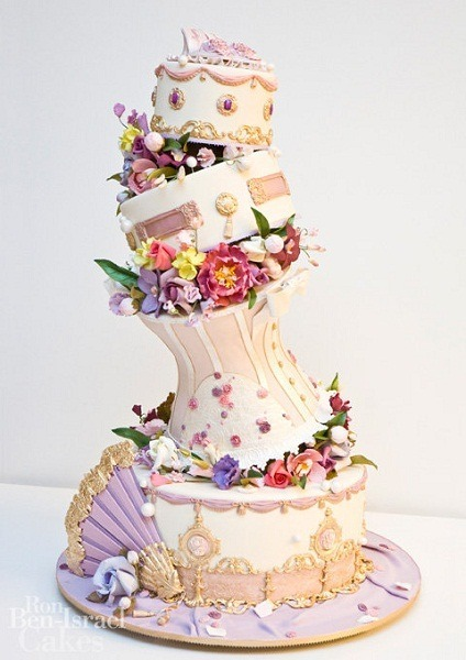 Marissa Mayer Wedding Cake
