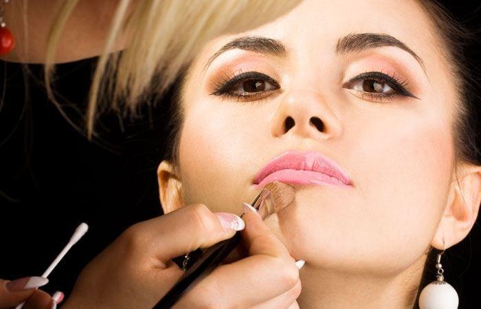 smart make up technique