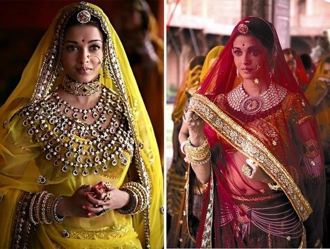 Aishwarya rai jodha akbar jewelry