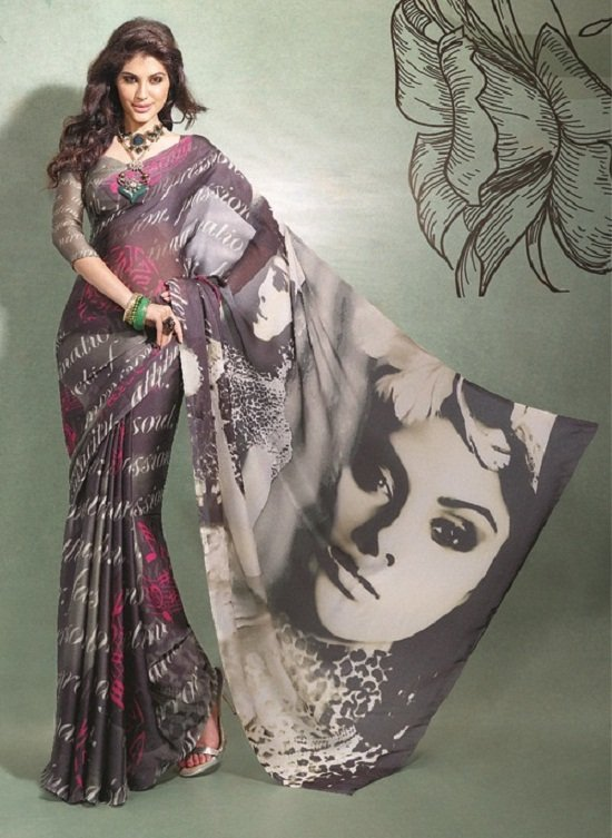 Best Printed Sarees
