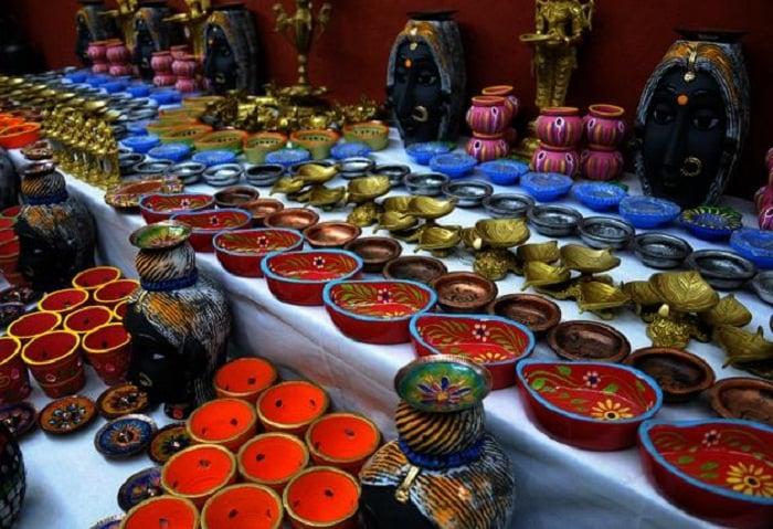 Designer Terracotta Diyas Diwali