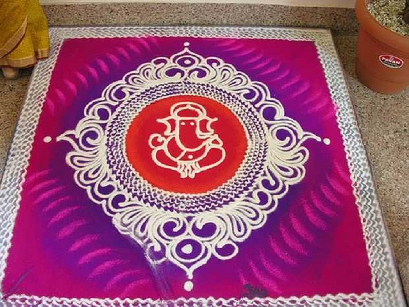 Diwali Best Rangoli Designs