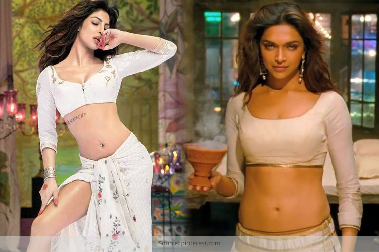 First Looks of Deepika and Priyanka