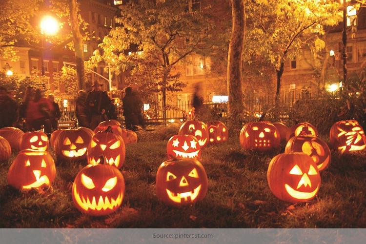 Halloween Celebrities