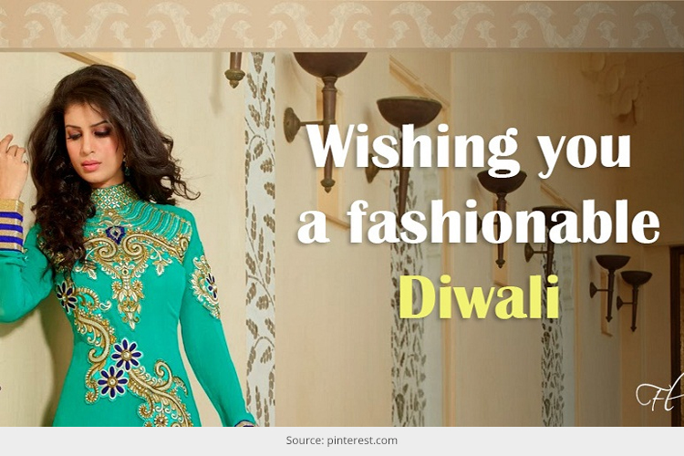How to Look Stylish This Diwali