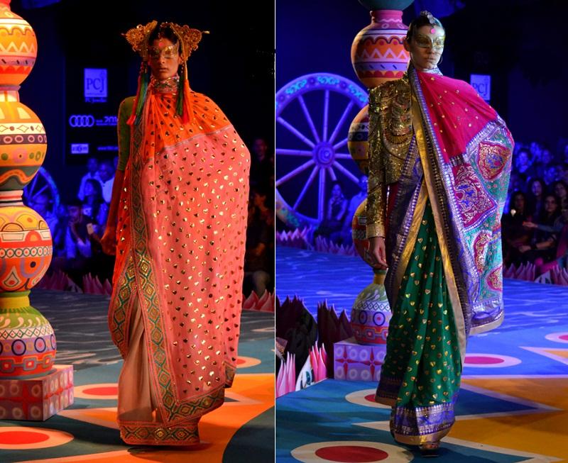 Manish Arora Delhi Couture Week 2013