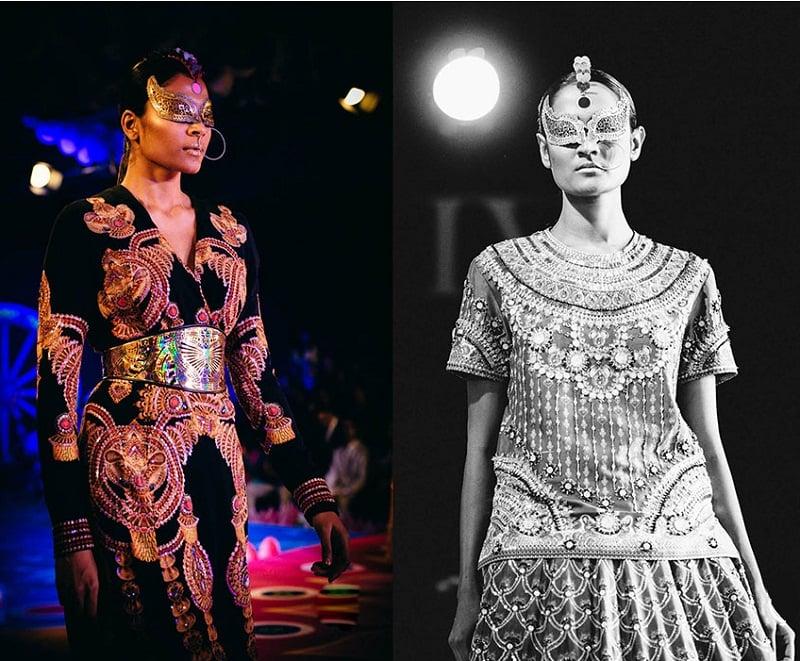 Manish Arora Delhi Couture