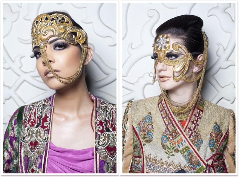 Ritu Beri Delhi Couture Week 2013