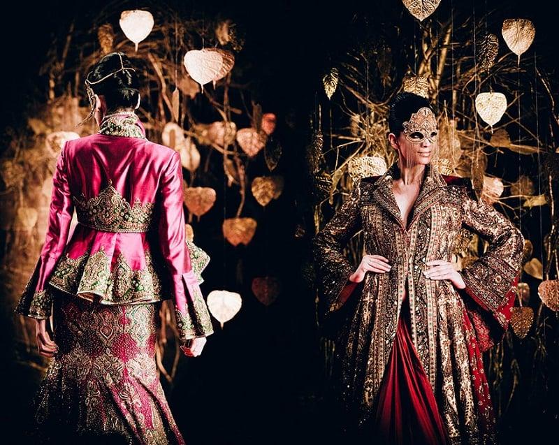 Ritu Beri Delhi Couture Week collection