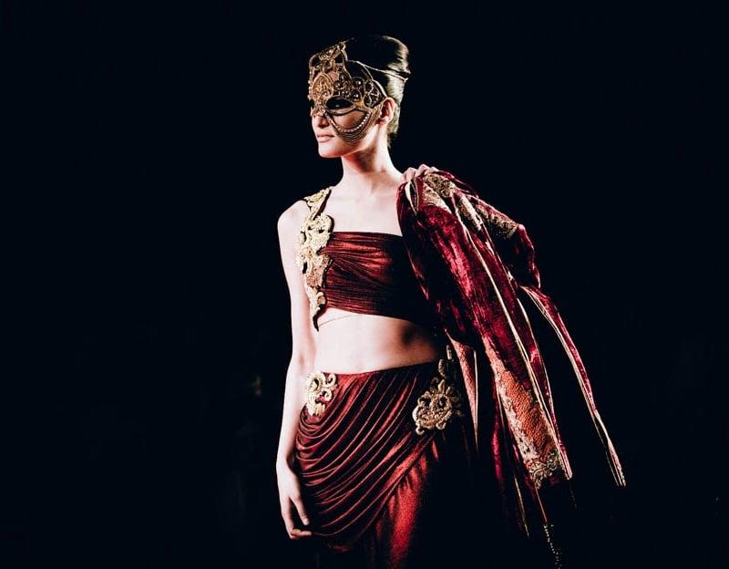 Ritu Beri Indian Halloween Fashion