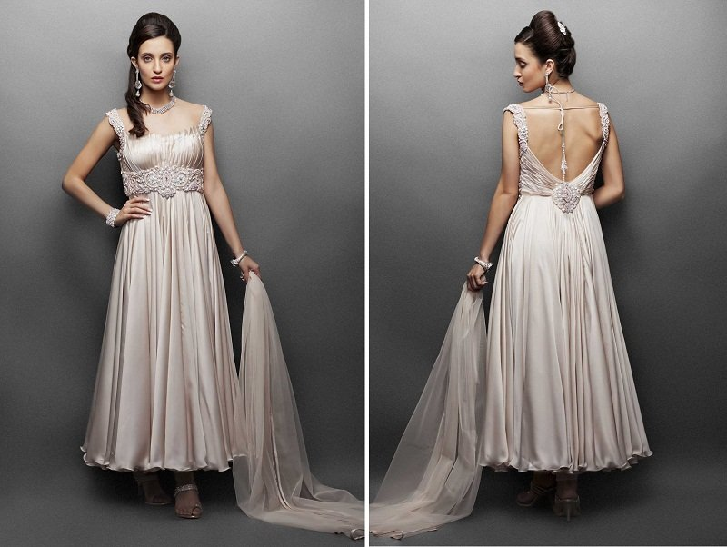 anarkali suits for your durga puja