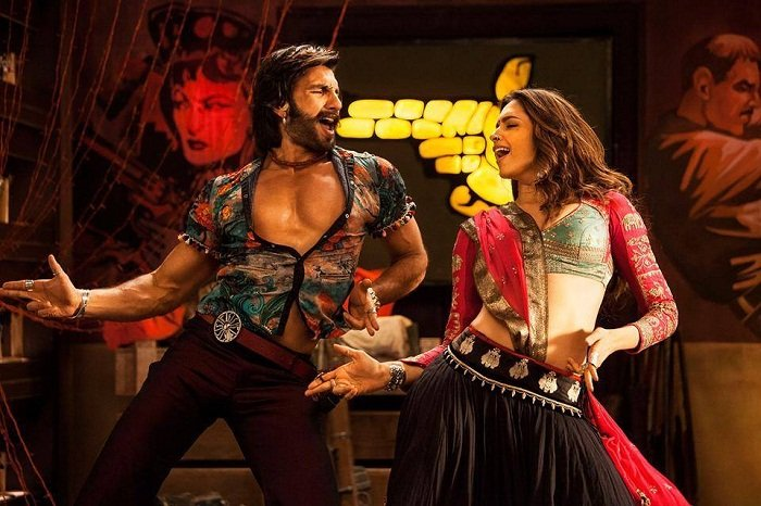 deepika padukone Ram Leela Movie