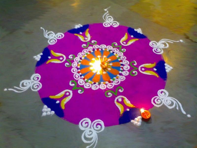 diwali pouplar rangoli designs
