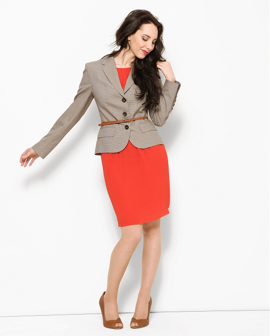 dress to impress corporate fashion