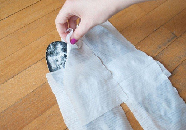 drying sheet Eliminate Odor from Smelly Shoes