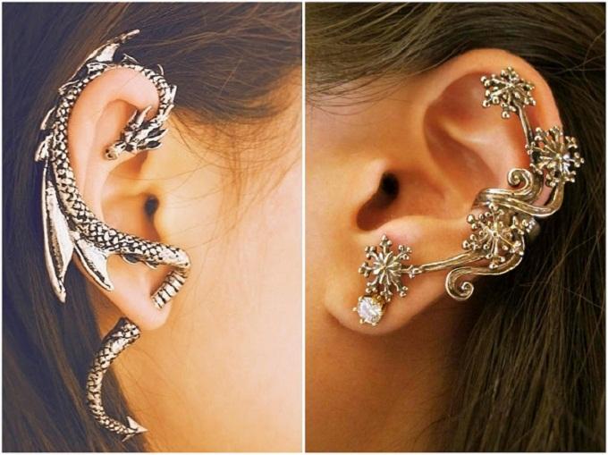 ear cuff fashion