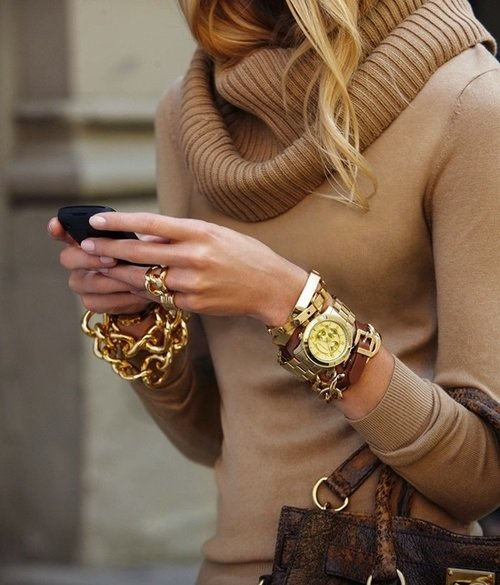 fashionable watch