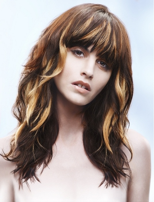 get highlights hair color