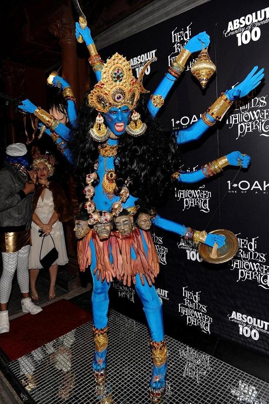 Halloween Costume Goddess Kali