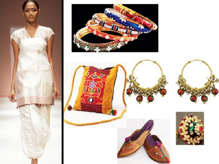 how to style your diwali outfit