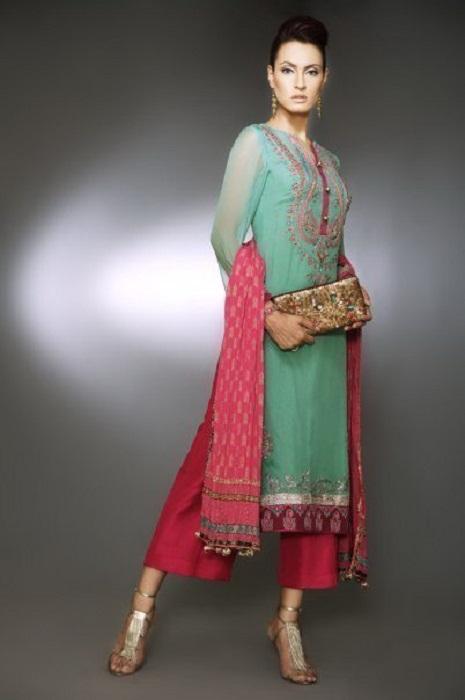 pant style salwar kurta