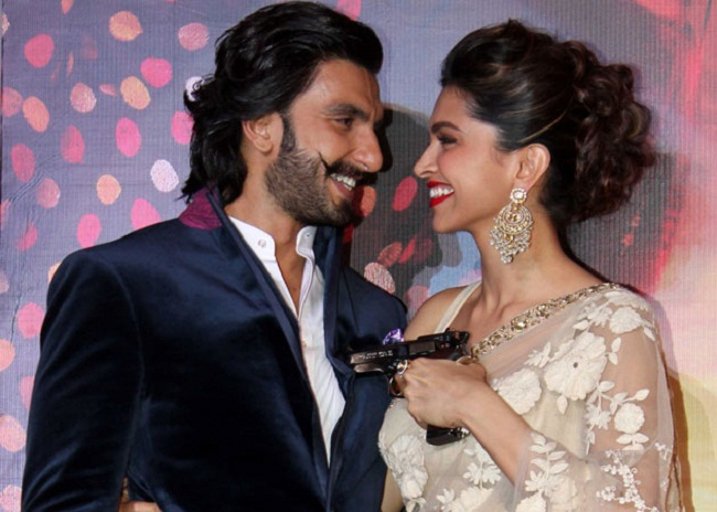 ranveer deepika ramleela movie launch