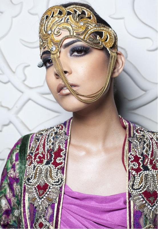 transnational derss fusion diwali fashion style