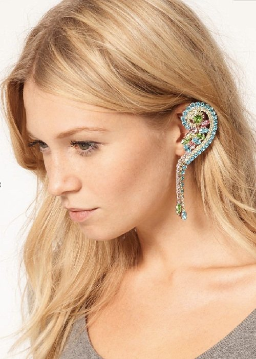 womens ear cuffs