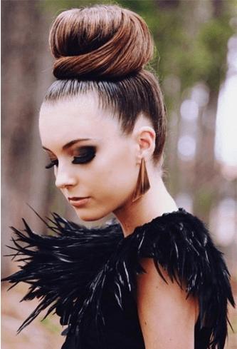 Ballerina Buns Hairstyle