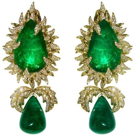 Bina-Goenka-Cleopatra-earrings