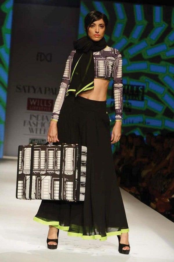 Designer Masaba Gupta Sarees
