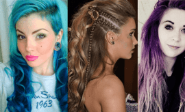 Funny Hairstyles for Teenage Girls With Long Hair