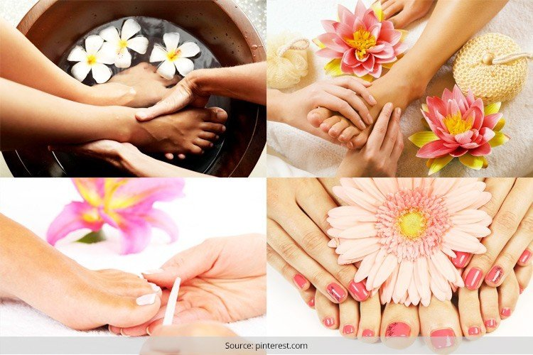 How to do Pedicure at Home 10-Step Pedicure Tutorial for Beginners