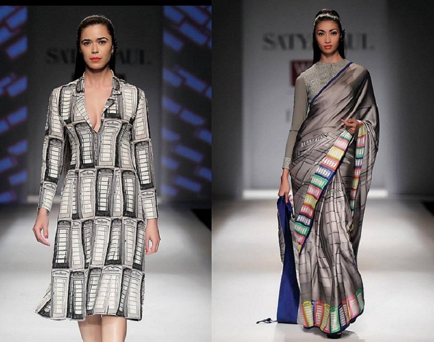 Satya paul designs by masaba gupta