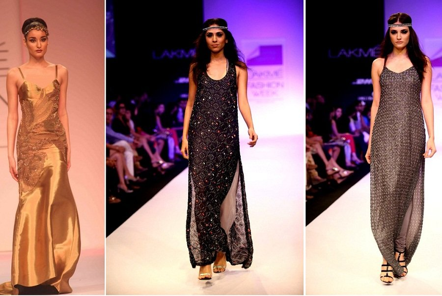 anuskha khanna disco inspired collection