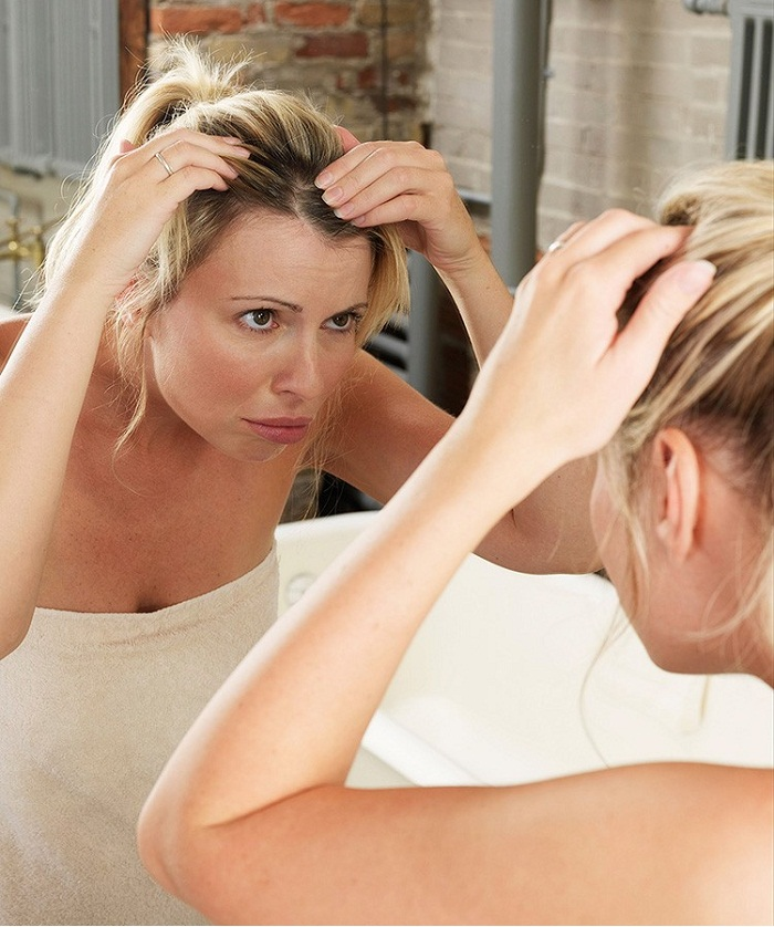 bad beauty habit plucking grey hair